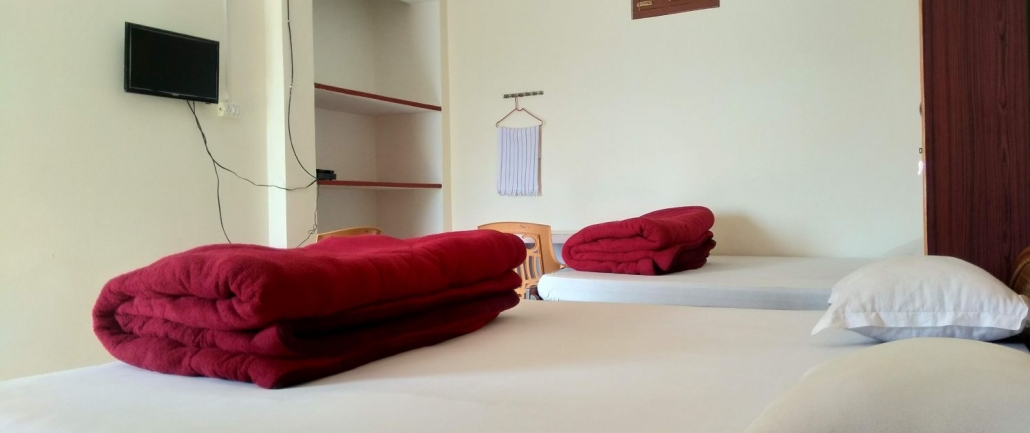 Anadmayi Guest House Room