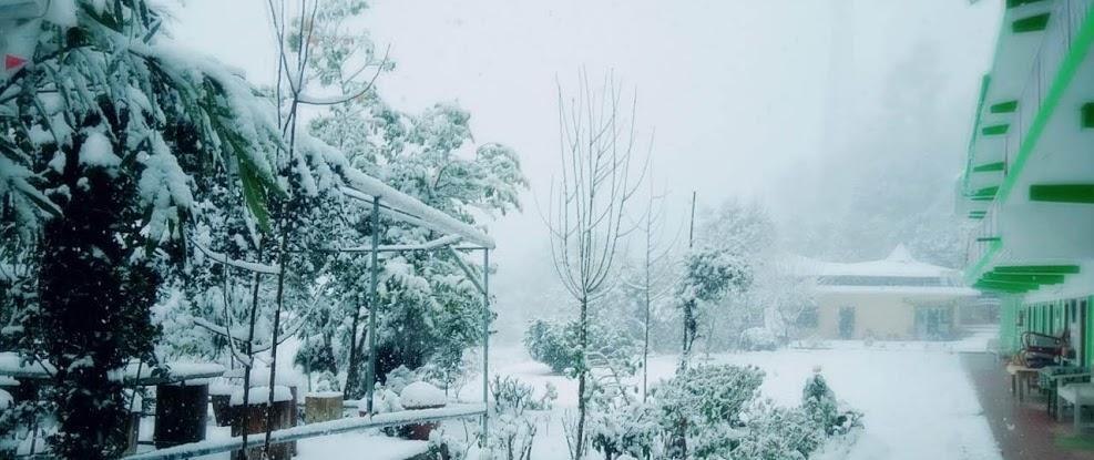 Anandmayi Snowfall