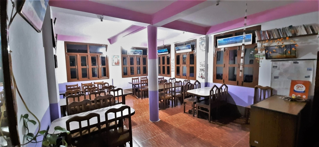 Ananadmayi Guest House Restaruant